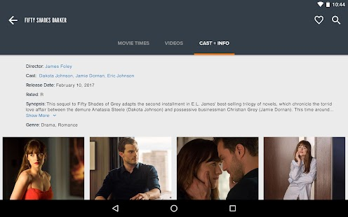 App Fandango Movies APK for Windows Phone