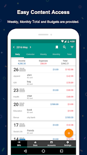 Money Manager Expense & Budget APK for Kindle Fire