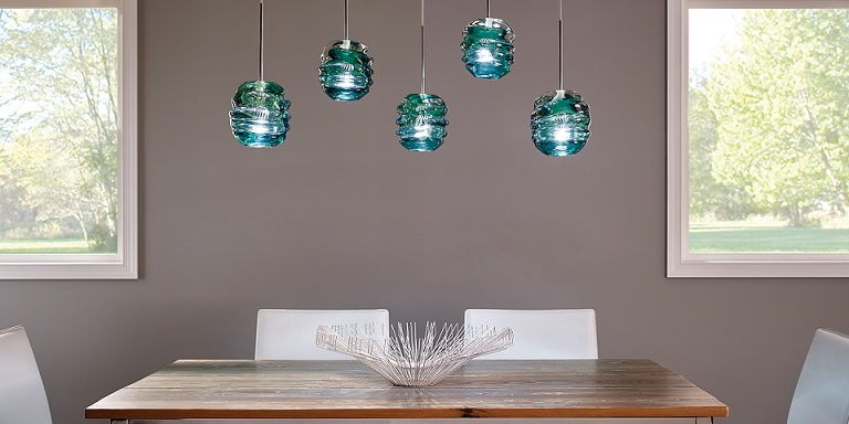 AUDRA SurF Green By Tech Lighting  Also Availabe in Smoke & White Please Contact Us For Details