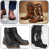 Download Design Boot Men APK to PC