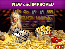 Screenshot of GSN Casino