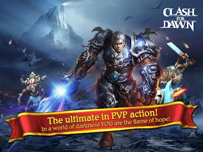 Clash for Dawn: Guild War for pc