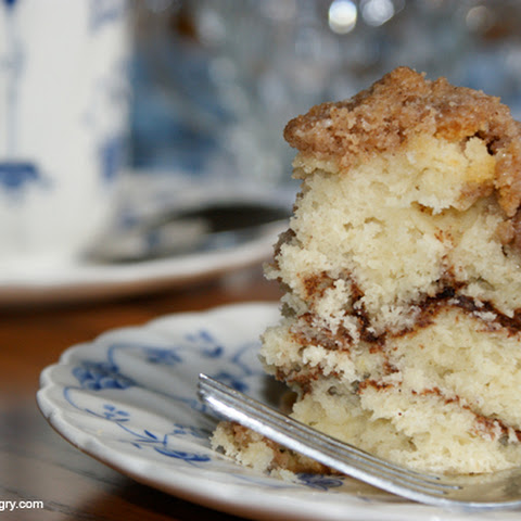 Husband Tested Cinnamon Swirl Coffee Cake
