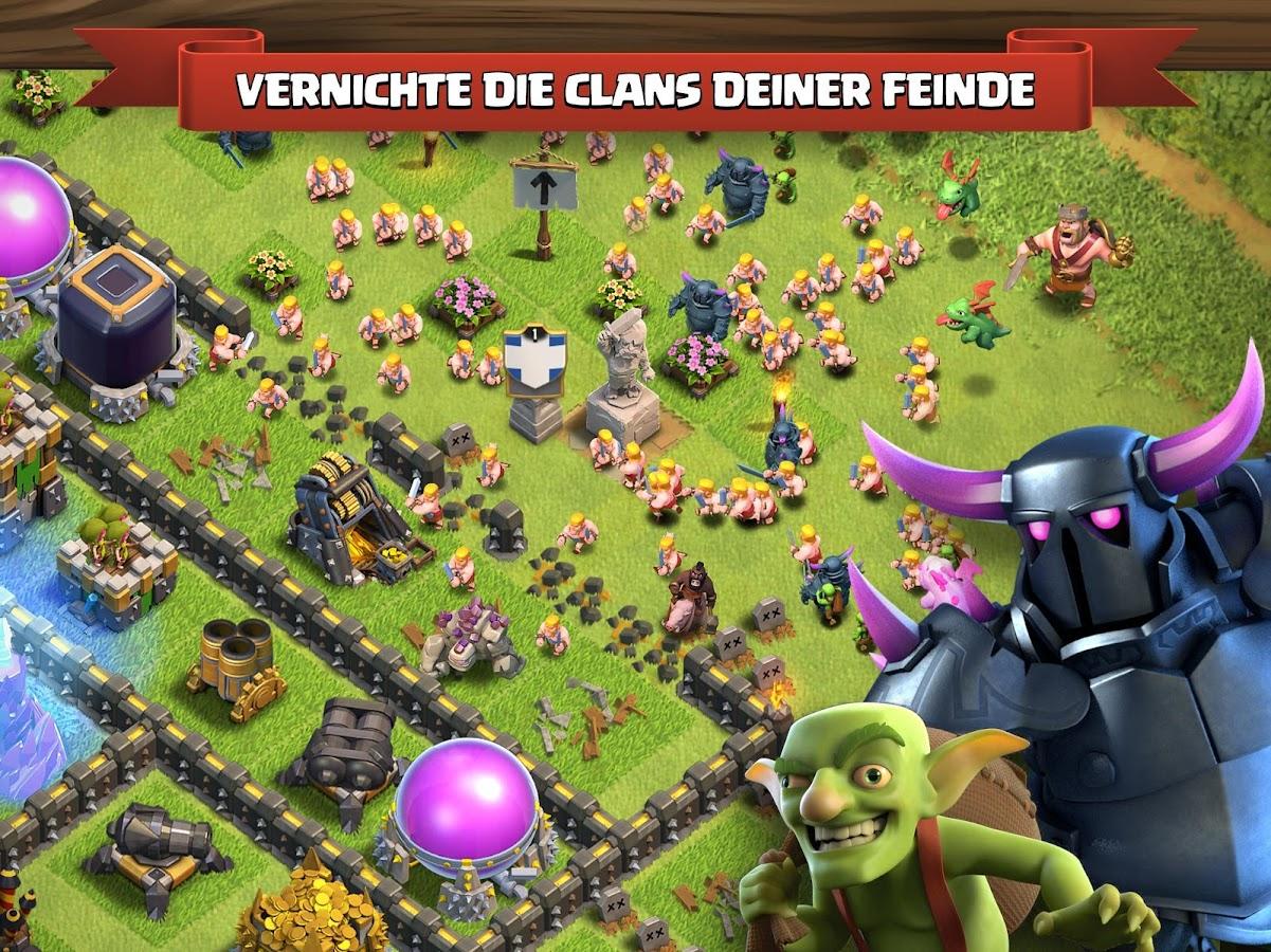 Clash of Clans – Screenshot