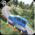 Uphill 4x4 Jeep Trip Driver Driving APK for Bluestacks