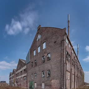 Greswarenfabriek by Rob Menting - Buildings & Architecture Decaying & Abandoned ( canon, urban exploration, urban, eos, urbex, reuver, 70d, limburg, industry, netherlands, canon eos 70d )