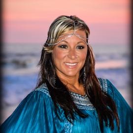 Beautiful by Diane Davis - People Musicians & Entertainers ( fashion, musician, beach, portrait )