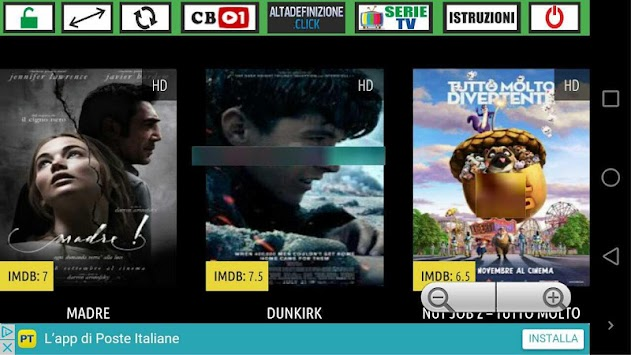 Cineflix APK screenshot thumbnail 11