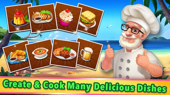 Cooking Madness - A Chef's Restaurant Games APK for Kindle Fire
