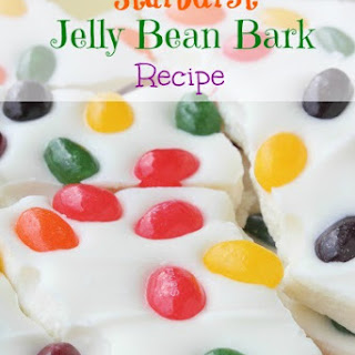 Starburst Jelly Bean Bark