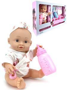 """Пупс """"Anna De Wailly"""" Машенька 24см, розовый"""
