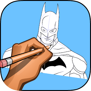 Download How to draw Bat hero for Windows Phone