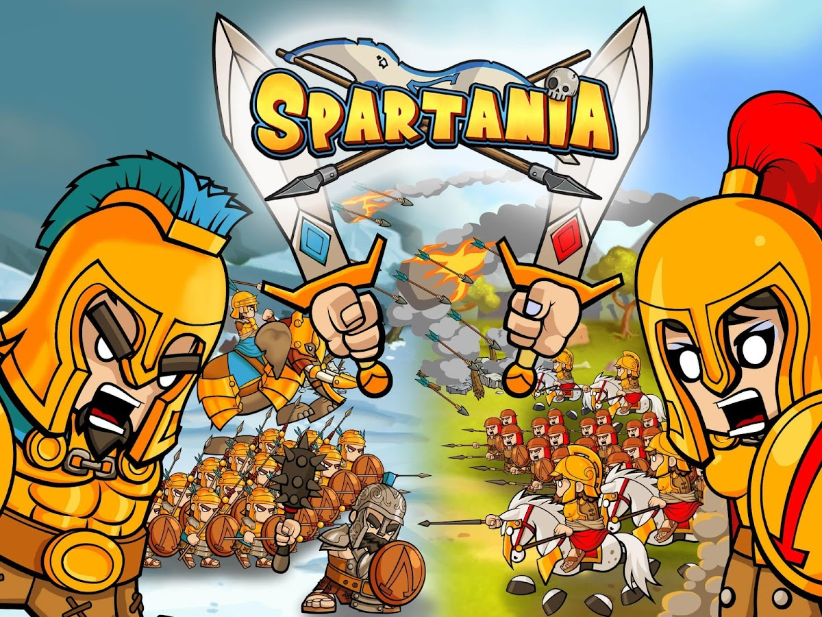 Spartania: Casual Strategy Screenshot 8