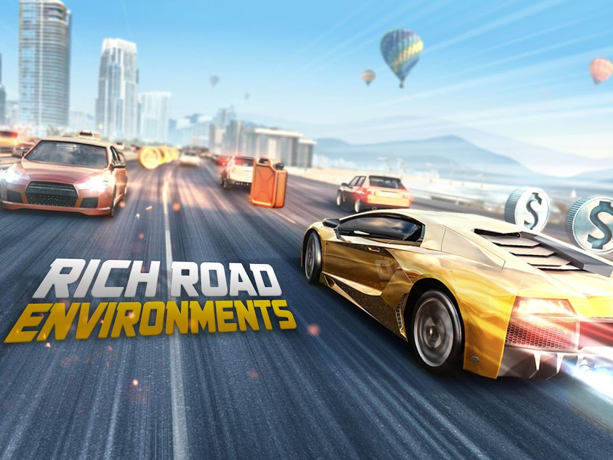 Road Racing: Traffic Driving Screenshot 13
