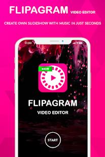 Flipagram video maker + music (Slideshow Video) for pc