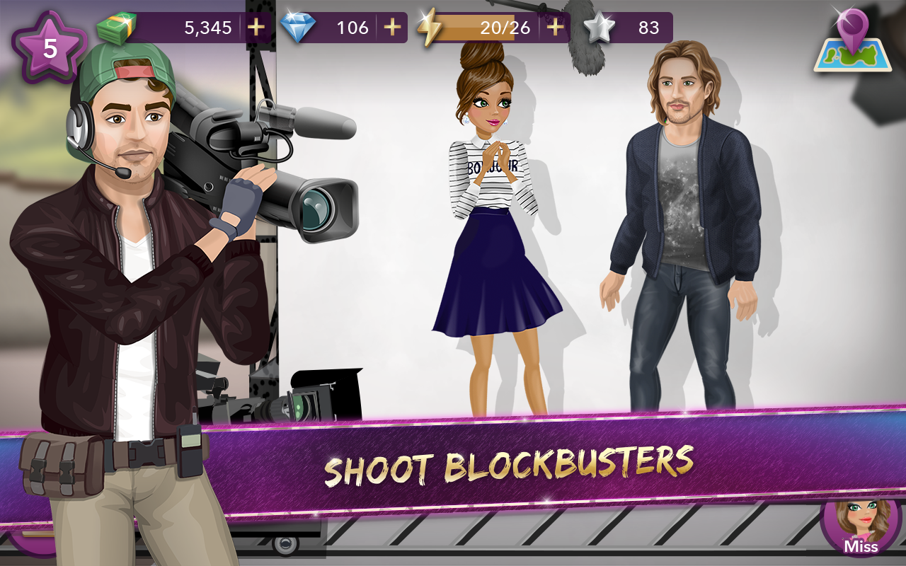 Hollywood Story Screenshot 12
