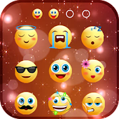 lock screen emoji