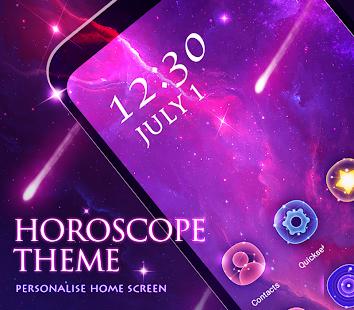 Zodi Launcher - Themes & Horoscope for pc