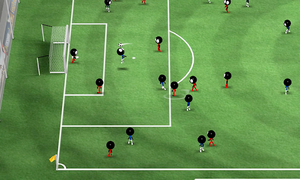 Stickman Soccer 2016 APK screenshot thumbnail 1