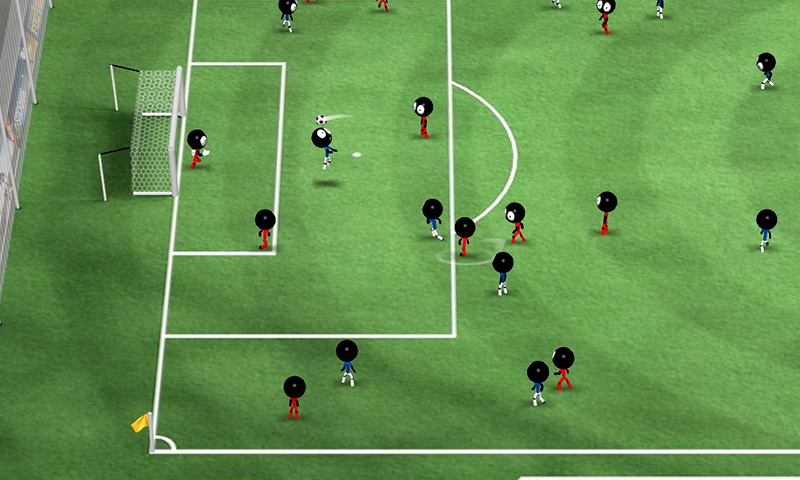 Stickman Soccer 2016 Screenshot 0
