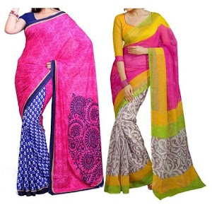 Saree Fashion Designs