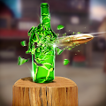 Game Bottle Shoot 3D Game Expert APK for Kindle