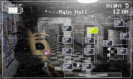 Five Nights at Freddy's 2 Demo screenshot 4