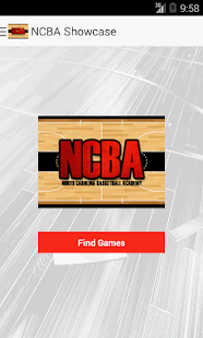 NCBA - screenshot