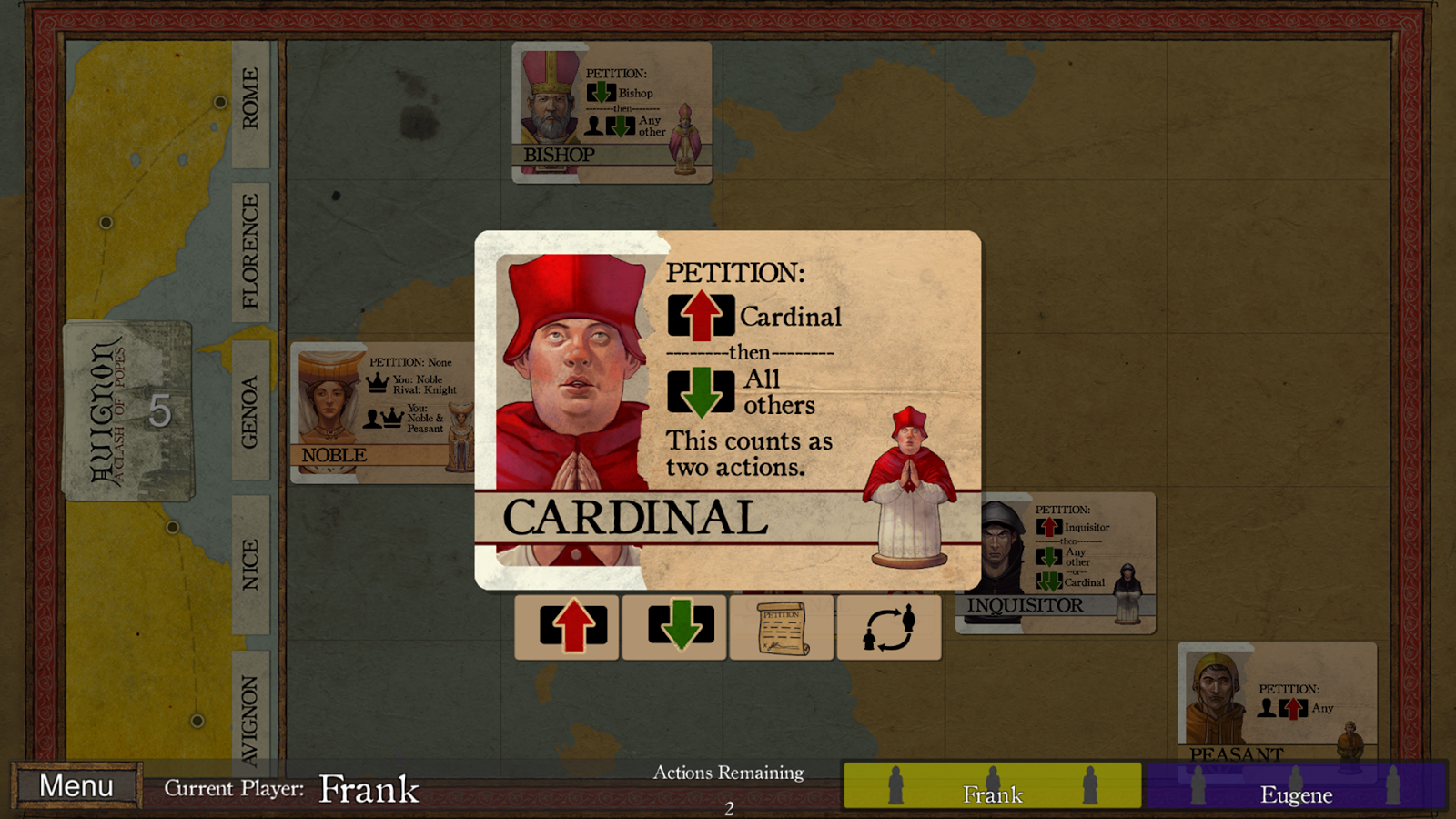 Avignon: A Clash of Popes Screenshot 2