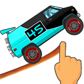 Road Draw - Hill Climb Race Icon