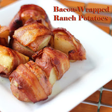 Bacon-wrapped Ranch Potatoes