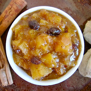 Pineapple Raisin Chutney Recipes