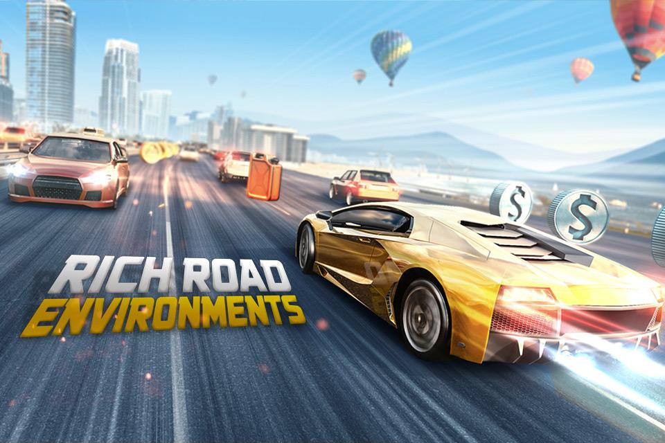 Road Racing: Traffic Driving Screenshot 5