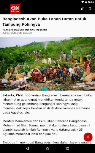 CNN Indonesia - Latest News screenshot 7