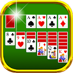 Solitaire Card Game Classic Icon