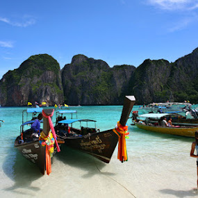 Koh Phi Phi Island by Angger Bondan - Landscapes Travel
