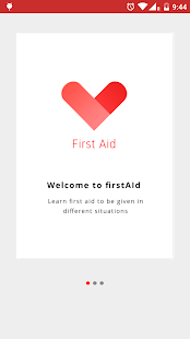 First Aid and Emergency screenshot for Android