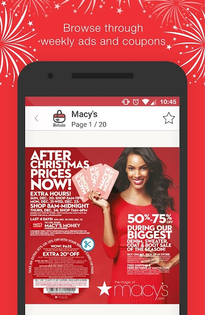 Coupons, Deals & Weekly Ads screenshots