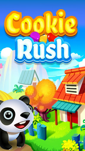 Cookie Rush Mania - Match 3