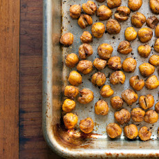 Everyday Roasted Chickpeas