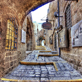 Jaffa by Joel Adolfo - Buildings & Architecture Public & Historical