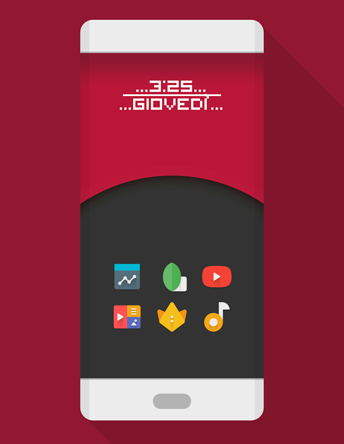 MINIMALE Icon Pack Screenshot 1