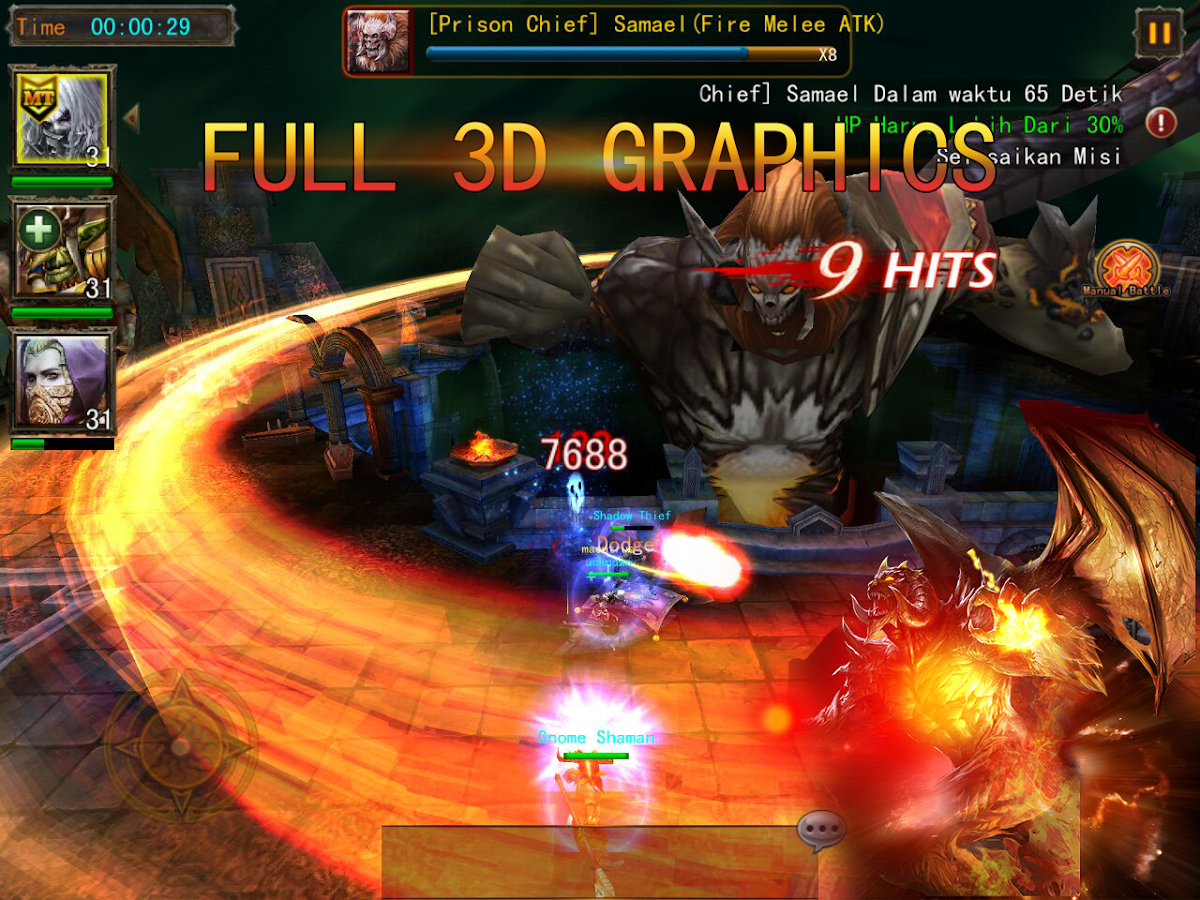 The Exorcists: 3D Action RPG Screenshot 7