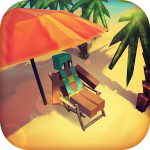 Paradise Island Craft: Sea Fishing & Crafting For PC (Windows & MAC)