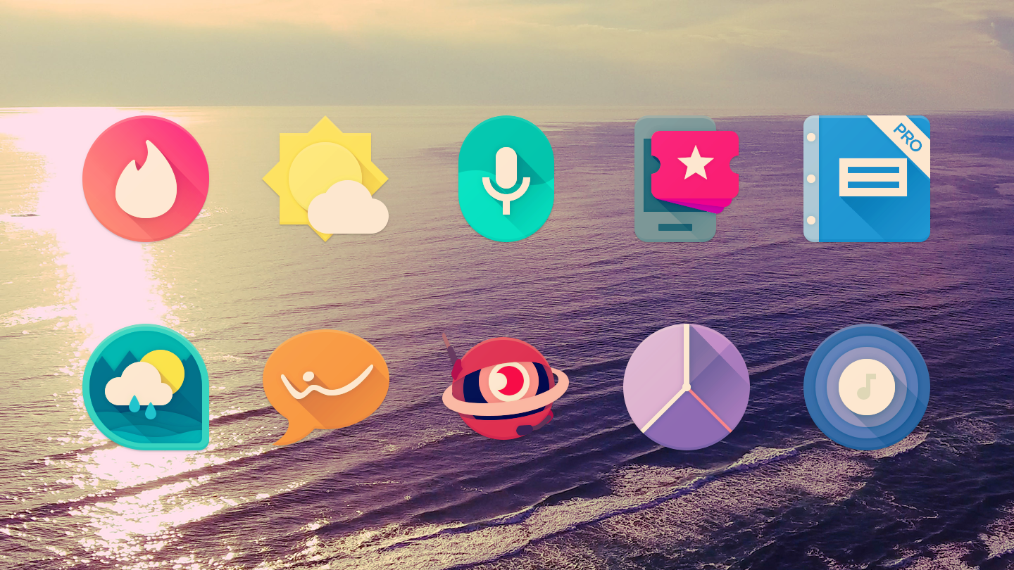 Halo - Free Icon Pack Screenshot 5