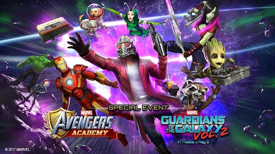 Free MARVEL Avengers Academy APK for Windows 8
