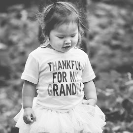 Thankful by Jenny Hammer - Babies & Children Children Candids ( girl, candid, baby, toddler, cute )