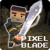 Pixel F Blade - Action Rpg For PC (Windows And Mac)