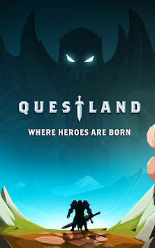 Questland: Turn Based RPG APK screenshot thumbnail 14