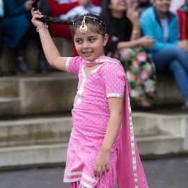 Independence day dance by Trevor Bond - Babies & Children Children Candids